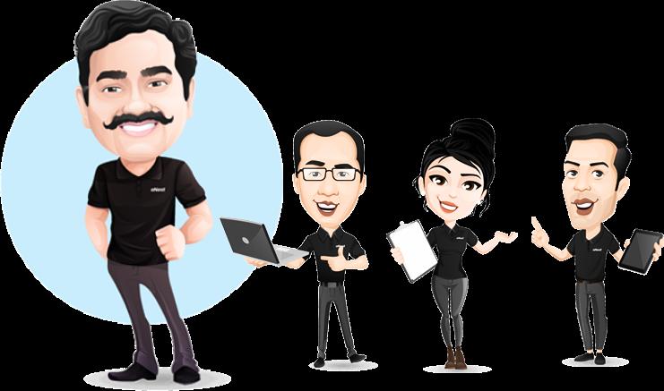 eNest Technologies team