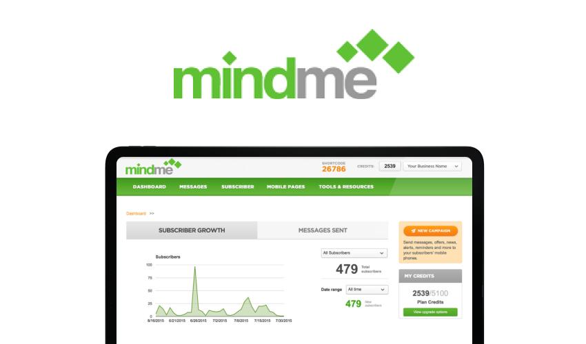 MindMe - Mobile Marketing Platform
