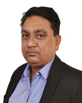 Vishal Bhojagi - Human Capital